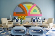 Фото 8 Сочетание цветов в интерьере: 35+ фото универсальных палитр и миксов для дома