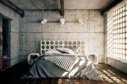 Фото 10 Спальни в современном стиле: 40+ трендов интерьера в стиле контемпорари