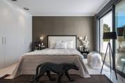 Фото 16 Спальни в современном стиле: 40+ трендов интерьера в стиле контемпорари