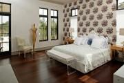 Фото 21 Спальни в современном стиле: 40+ трендов интерьера в стиле контемпорари