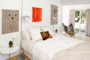 Фото 25 Спальни в современном стиле: 40+ трендов интерьера в стиле контемпорари
