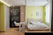 Фото 2 Спальни в современном стиле: 40+ трендов интерьера в стиле контемпорари