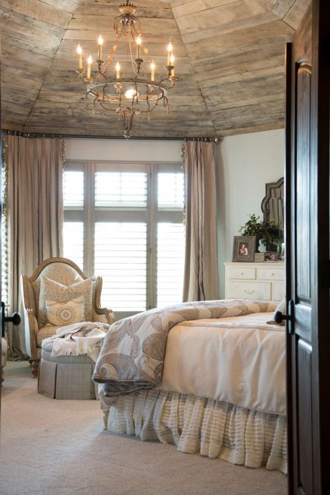 Бежевые и коричневые оттенки в интерьере – классическое сочетание для стиля прованс