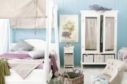 Фото 2 Спальня в стиле прованс: 45 избранных идей для истинно французской атмосферы