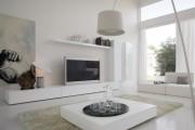 Фото 14 Стенки в зал: обзор современной и функциональной мебели для гостиной