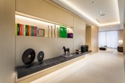 Фото 9 Стенки в зал: обзор современной и функциональной мебели для гостиной
