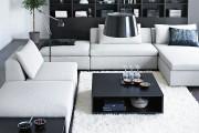 Фото 12 Стенки в зал: обзор современной и функциональной мебели для гостиной