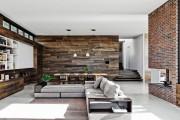 Фото 22 Стенки в зал: обзор современной и функциональной мебели для гостиной