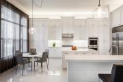 Фото 1 Выбираем тюль на кухню: 50+ эстетических решений для воздушного интерьера
