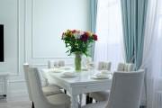 Фото 8 Выбираем тюль на кухню: 50+ эстетических решений для воздушного интерьера