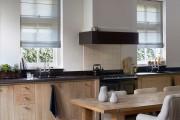 Фото 9 Выбираем тюль на кухню: 50+ эстетических решений для воздушного интерьера