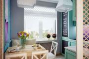 Фото 2 Выбираем тюль на кухню: 50+ эстетических решений для воздушного интерьера