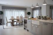 Фото 13 Выбираем тюль на кухню: 50+ эстетических решений для воздушного интерьера