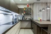 Фото 21 Выбираем тюль на кухню: 50+ эстетических решений для воздушного интерьера