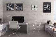 Фото 16 Угловой компьютерный стол: 40 идей практичных вариантов для домашнего офиса