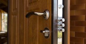 На что обратить внимание при выборе входных дверей? фото
