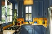 Фото 4 Сочетание цветов в интерьере кухни: 40+ свежих трендовых вариантов и все хитрости искусства колористики