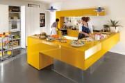 Фото 2 Кухня желтого цвета: 45 идей для солнечного дизайна интерьера