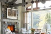 Фото 4 Браширование древесины своими руками: 45 примеров применения эффектной технологии дома