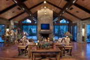 Фото 11 Браширование древесины своими руками: 45 примеров применения эффектной технологии дома
