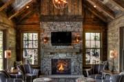 Фото 12 Браширование древесины своими руками: 45 примеров применения эффектной технологии дома
