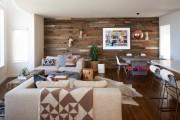 Фото 14 Браширование древесины своими руками: 45 примеров применения эффектной технологии дома