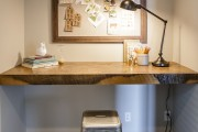 Фото 16 Браширование древесины своими руками: 45 примеров применения эффектной технологии дома
