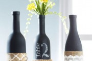 Фото 8 Декор бутылок своими руками: 100+ вдохновляющих идей и поэтапные мастер-классы