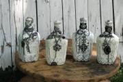 Фото 19 Декор бутылок своими руками: 100+ вдохновляющих идей и поэтапные мастер-классы