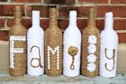 Фото 3 Декор бутылок своими руками: 100+ вдохновляющих идей и поэтапные мастер-классы