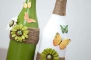 Фото 36 Декор бутылок своими руками: 100+ вдохновляющих идей и поэтапные мастер-классы