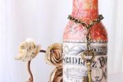 Фото 2 Декор бутылок своими руками: 100+ вдохновляющих идей и поэтапные мастер-классы