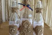 Фото 41 Декор бутылок своими руками: 100+ вдохновляющих идей и поэтапные мастер-классы