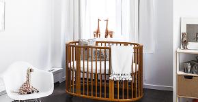 Детские кроватки для новорожденных: виды, безопасность и 45 лучших моделей для вашего ребенка фото