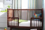 Фото 1 Детские кроватки для новорожденных: виды, безопасность и 45 лучших моделей для вашего ребенка