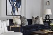 Фото 6 Диван-еврокнижка: как оптимизировать пространство гостиной и 45+ идей для стильного интерьера
