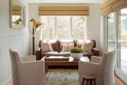 Фото 10 Диван-еврокнижка: как оптимизировать пространство гостиной и 45+ идей для стильного интерьера
