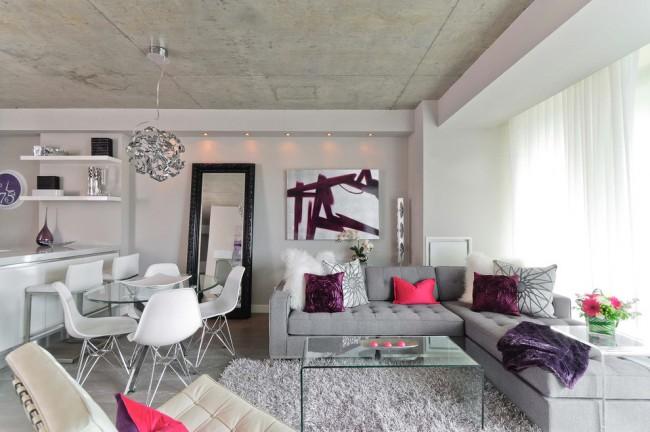Угловой диван - вместительный, эстетичный и невероятно практичный предмет мебели