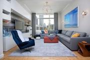 Фото 13 Диван-еврокнижка: как оптимизировать пространство гостиной и 45+ идей для стильного интерьера