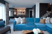 Фото 16 Диван-еврокнижка: как оптимизировать пространство гостиной и 45+ идей для стильного интерьера