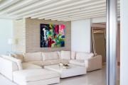 Фото 18 Диван-еврокнижка: как оптимизировать пространство гостиной и 45+ идей для стильного интерьера