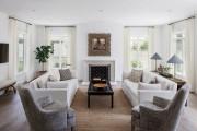 Фото 19 Диван-еврокнижка: как оптимизировать пространство гостиной и 45+ идей для стильного интерьера