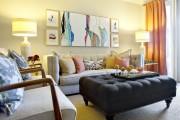 Фото 20 Диван-еврокнижка: как оптимизировать пространство гостиной и 45+ идей для стильного интерьера