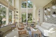 Фото 21 Диван-еврокнижка: как оптимизировать пространство гостиной и 45+ идей для стильного интерьера