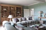 Фото 22 Диван-еврокнижка: как оптимизировать пространство гостиной и 45+ идей для стильного интерьера