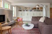 Фото 23 Диван-еврокнижка: как оптимизировать пространство гостиной и 45+ идей для стильного интерьера