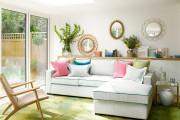 Фото 24 Диван-еврокнижка: как оптимизировать пространство гостиной и 45+ идей для стильного интерьера