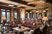 Фото 26 Диван-еврокнижка: как оптимизировать пространство гостиной и 45+ идей для стильного интерьера