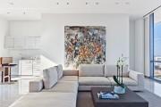 Фото 27 Диван-еврокнижка: как оптимизировать пространство гостиной и 45+ идей для стильного интерьера