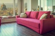 Фото 9 Диван-еврокнижка: как оптимизировать пространство гостиной и 45+ идей для стильного интерьера